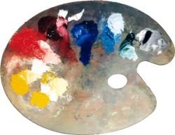 Palete  de  diferite  forme  şi  diferite  dispuneri  de  culoria
