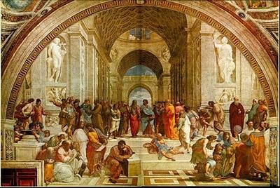 Rafael – Scoala din Atena  1511