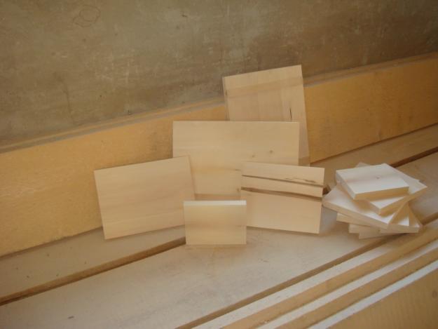 Panouri de lemn