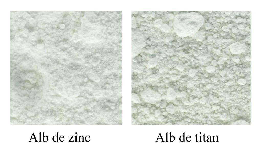pigmenti albi