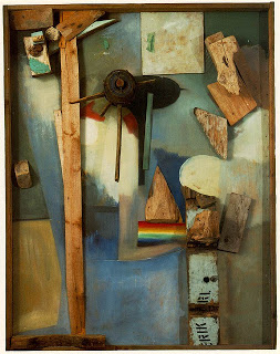 Lucrare colaj și  lemn