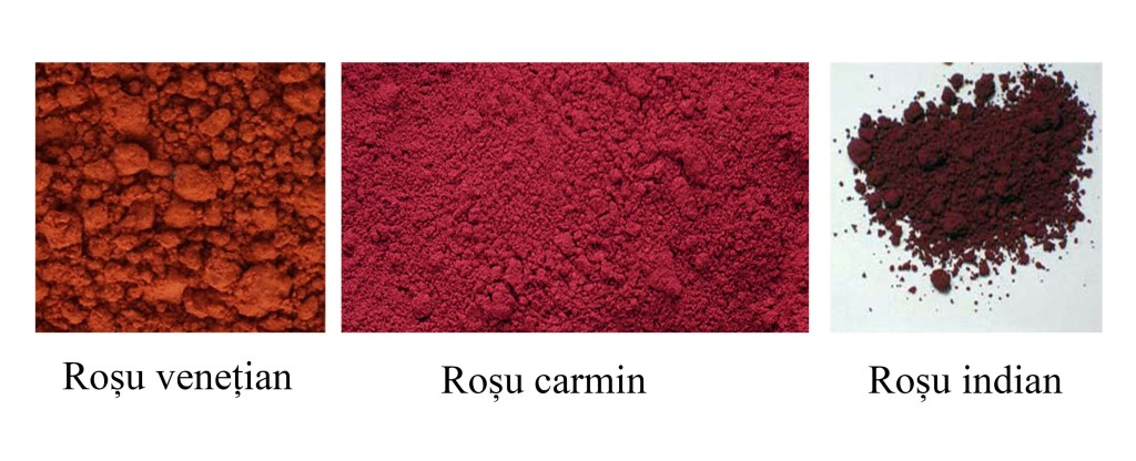 Pigmenti rosii