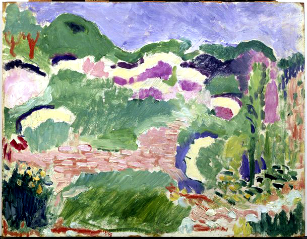 Pictura alla prima- Henri Matisse
