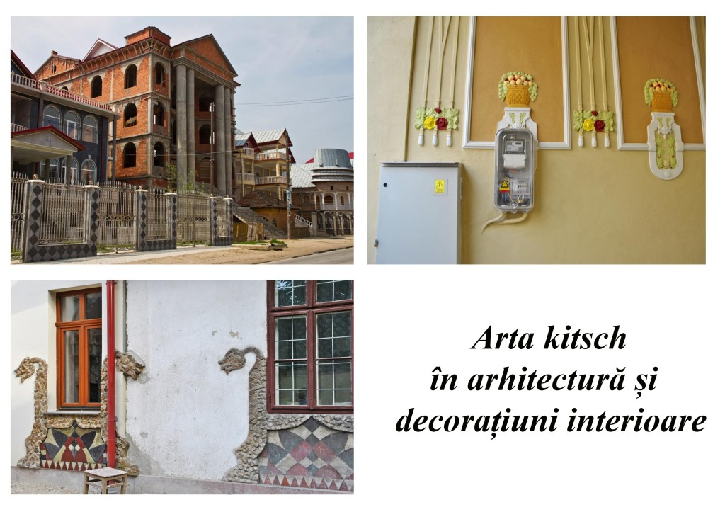Arta kitsch în arhitectura