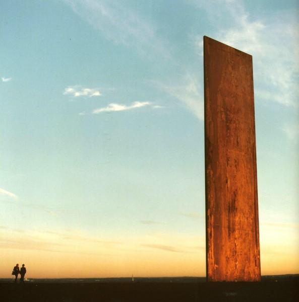 Placa penru Ruhr-Richard Serra 1998