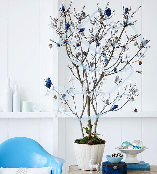 Copacel  de masa decorativ