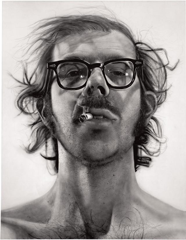 Autoportret urias - Chuck Close