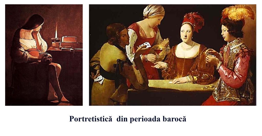 Portrete baroce