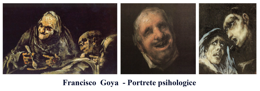 Goya portrete