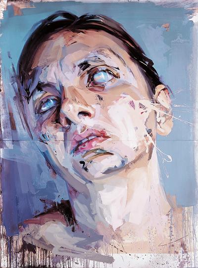 Rosetta - Jenny Saville