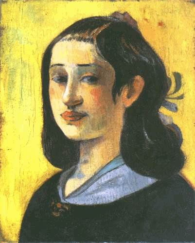 Portretul lui Aline Gauguin