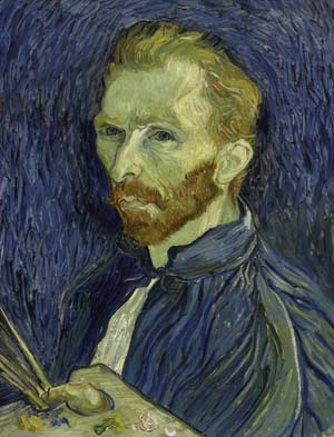 Van-Gogh- (Ultimul) Autoportret