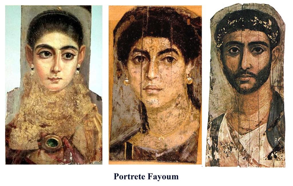 Portrete Fayoum
