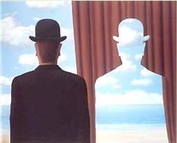 Rene Magritte-Decalcomanie