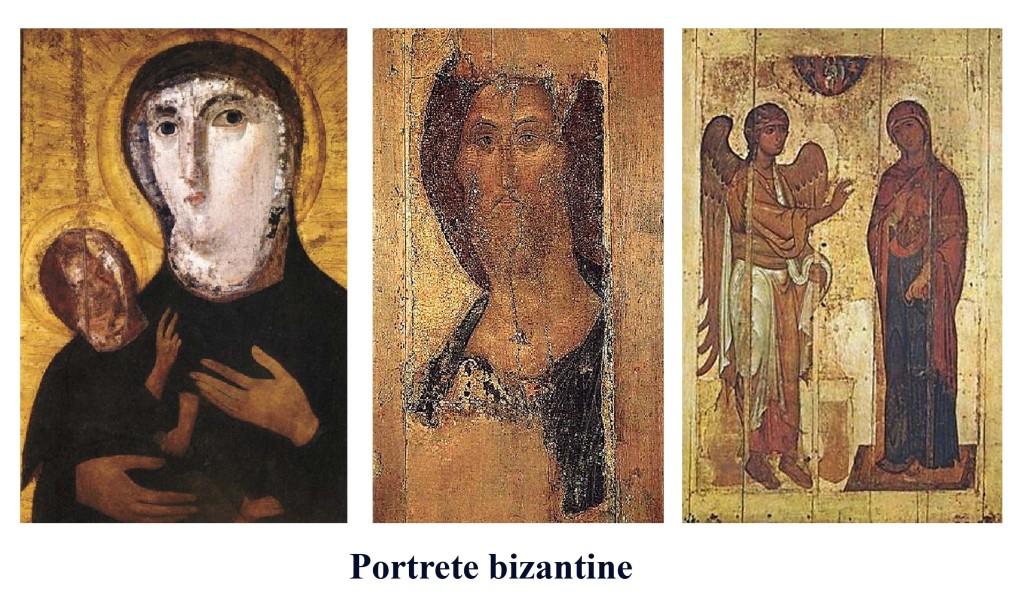 Portrete bizantine